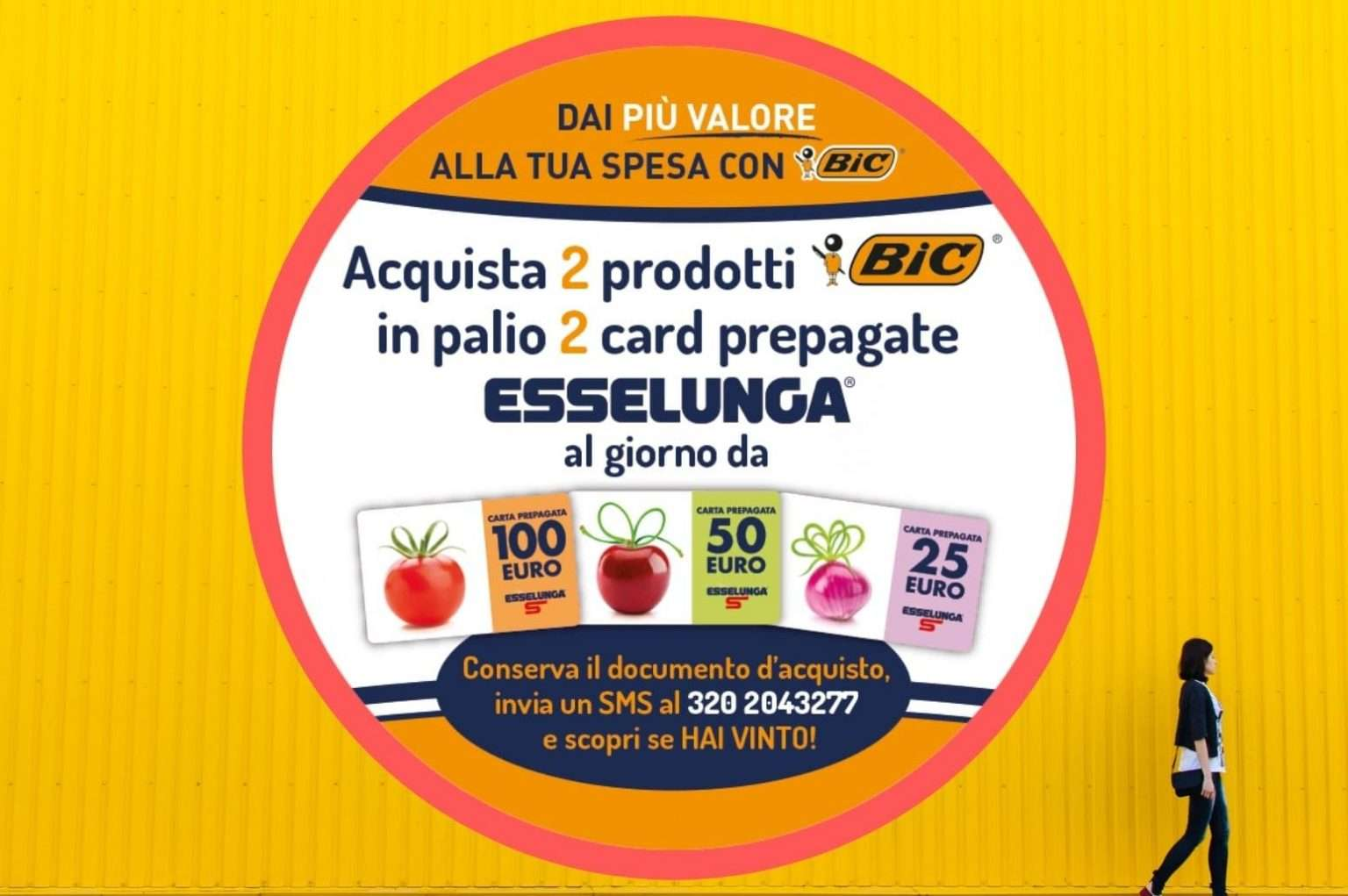 Concorso-Bic-vinci-buoni-spesa-Esselunga GosuMania