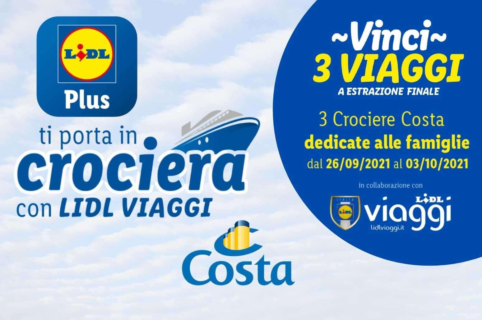 Concorso-Lidl-Plus Vinci una Crociera MSC GosuMania