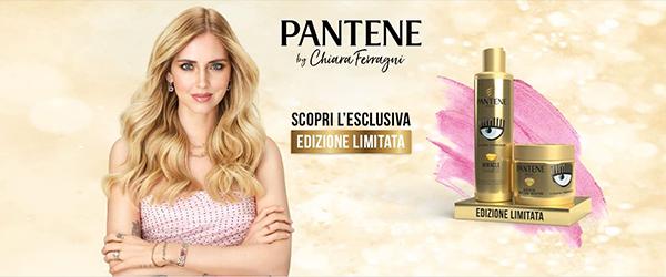 Pantene by Chiara Ferragni Codice Sconto