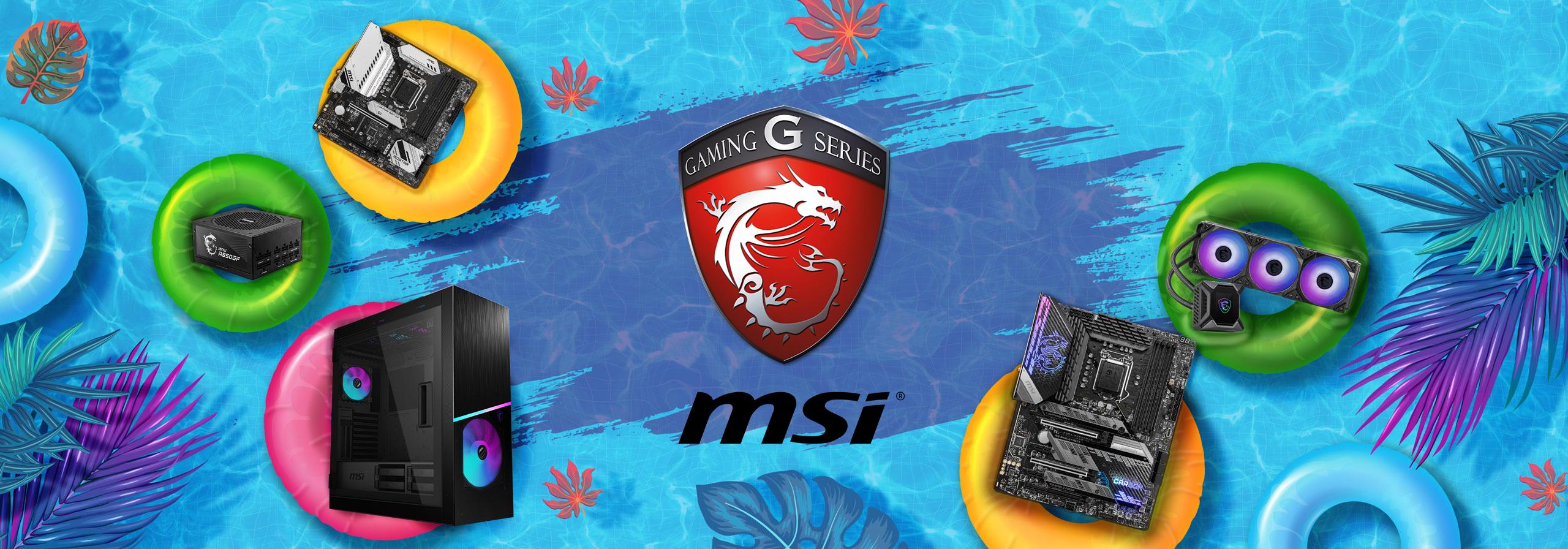 Promozione MSI GosuMania sconti e Offerte Amazon Ebay