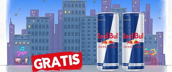 Gioca e Vinci con il nuovo Minigioco di Red Bull
