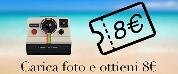 Usa Amazon Photo e ricevi bonus da 8€