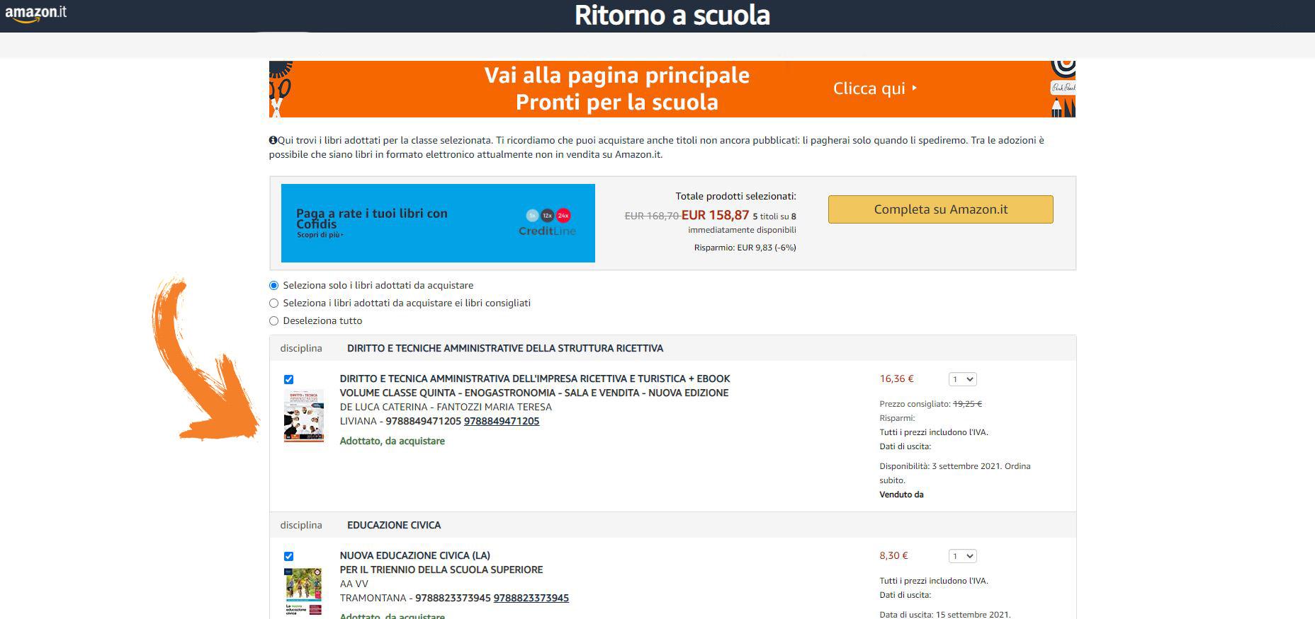 Libri scolastici come risparmiare acquistando online GosuMania