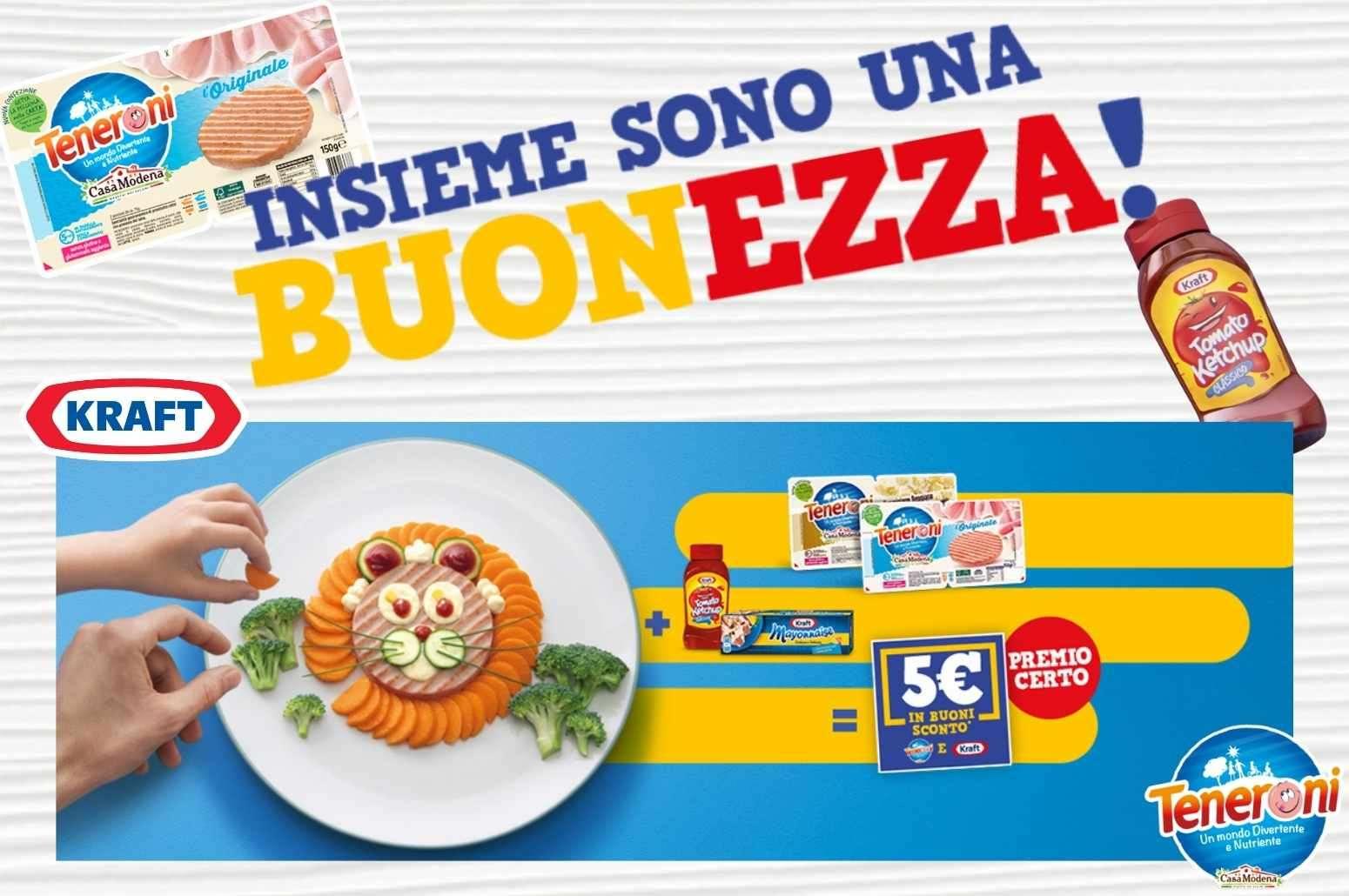 Insieme sono una buonezza ottieni come premio certo 5€ di buoni sconto + un corso di cucina partecipando al contest GosuMania