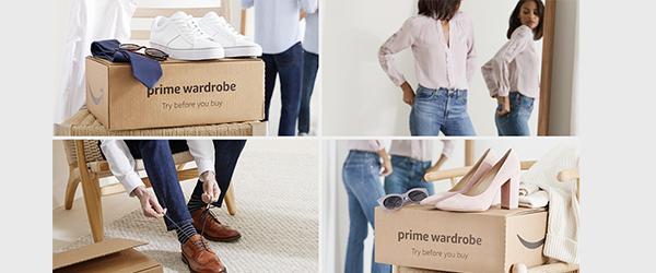 Amazon Prime Wardrobe arriva in Italia: prova abiti Gratis