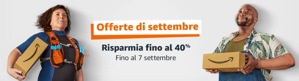 Amazon le offerte di settembre da non lasciarsi sfuggire GosuMania