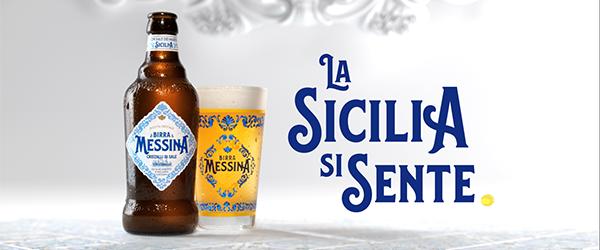 Birra Messina regala 2 Bicchieri Limited Edition