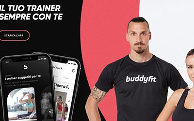 Buddyfit: allenati da casa con soli 4,99€ al mese!