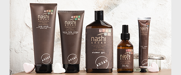 Nashi Argan: per te un Kit di prodotti Gratis