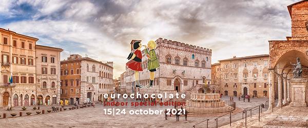 EuroChocolate a Perugia dal 15 al 24 ottobre