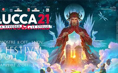 Lucca Comics & Games 2021 Biglietti in prevendita