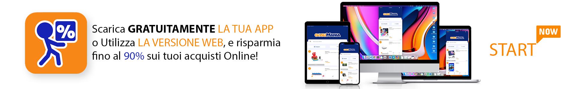 Download Applicazione GosuMania Offerte e Codici Sconto Amazon 2