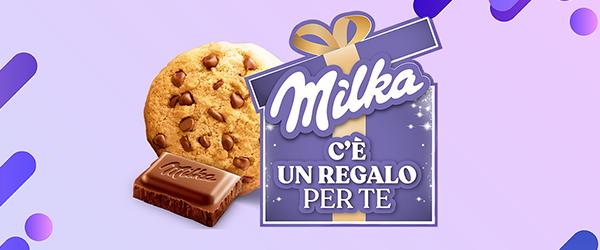"""Promo """"Milka ti regala"""" ogni 3 prodotti un'esperienza in regalo!!!"""